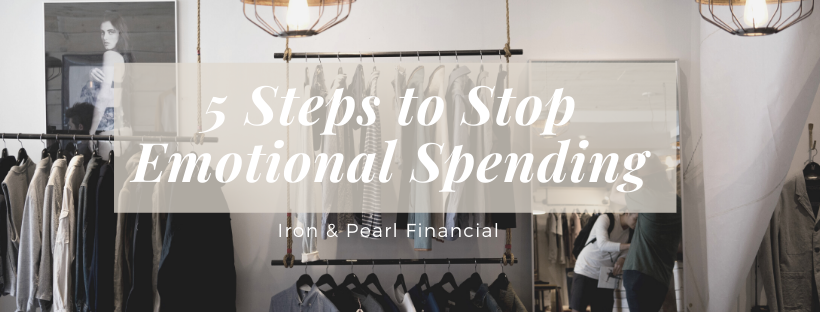 Stop Emotional Spending