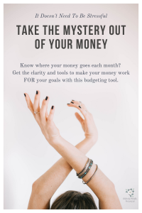 budgeting tool